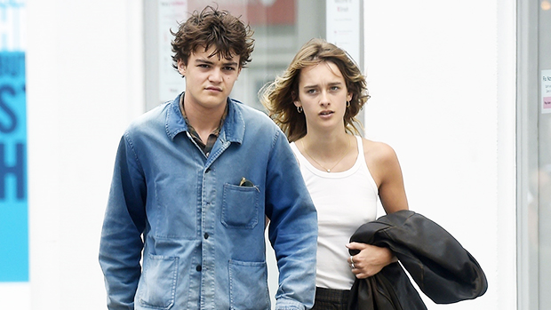 Johnny Depp's Look-Alike Son Jack, 18, Enjoys Romantic Stroll With GF Camille — See Pics