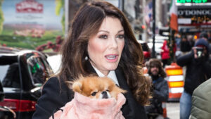 Lisa Vanderpump Claps Back After Fan Questions 'Lack Of Diversity' On 'Vanderpump Rules'