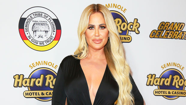 Kim Zolciak's Lips Look Bigger Than Ever As She Pouts In New Selfie: 'I Like All Things BIG'