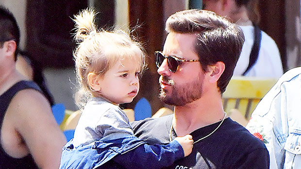 Reign Disick, 5, Looks Just Like Dad Scott In Trimmed Haircut Before Shaved Head — See Pics
