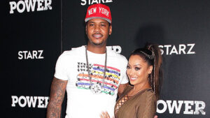 La La Anthony Reveals How She & Carmelo Co-Parent Their Son Kiyan, 13: 'We Lead With Love'