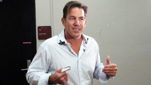 'Southern Charm' Star Thomas Ravenel Debuts First Photo Of Newborn Son Jonathan — See Pic