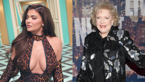 Betty White Fans Campaign To Have 'Golden Girls' Icon Replace Kylie Jenner In 'WAP' Video