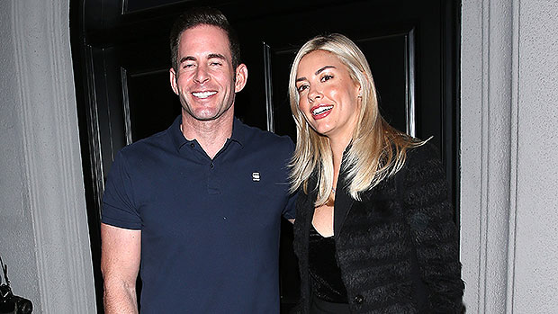 Tarek El Moussa & Heather Rae Young Reveal Their Wedding Must-Haves: It Needs To Be 'Magical'