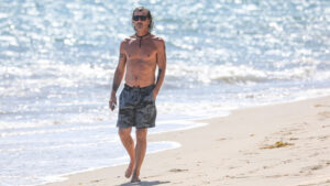 Gavin Rossdale, 54, Stuns At The Beach + 23 More Studs Over 45 Rocking Shirtless Summer Bodies
