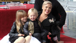 Pink & Her Lookalike Daughter Willow, 9, Twin In Adorable Pic Of Them Cuddled Up – 'My Baby Girl'