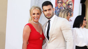 Britney Spears & Hunky BF Sam Asghari Go On A 'Fun' & Romantic Bike Ride Date At The Beach