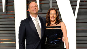 Douglas Emhoff: 5 Things To Know About Kamala Harris's Husband After Biden Picks Her As VP