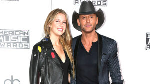 Tim McGraw Shares Sweet Then & Now Pics Of Daughter Maggie While Sending Her Love On 22nd Birthday