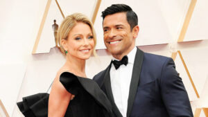 Kelly Ripa's Daughter Lola Calls Her 'Disgusting' For Posting 'Thirst Trap' Pics Of Dad Mark Consuelos