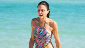 Bethenny Frankel, 49, Rocks A Sexy Tie-Dye Bikini & 14 More Stars In The Multicolor Trend