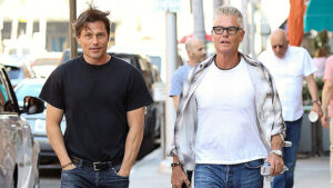 Dimitri Hamlin: 5 Things To Know About Harry Hamlin's Hot Son With Former Lover Ursula Andress