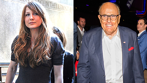 Caroline Giuliani: 5 Things To Know About Rudy's 'Liberal' Daughter Who Backed Biden & Harris