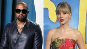 Kanye West Appears To Shade Taylor Swift & Kim In Twitter Rant: 'Not Gonna Use A Snake Emoji'