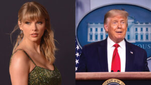 Taylor Swift Blasts Trump's 'Calculated Dismantling' Of The USPS: He's 'Trying To Destroy Our Right To Vote'