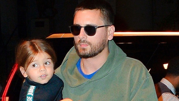 Scott Disick & His 'Sunshine' Reign, 5, Cuddle Up During Fun Boat Ride — See Adorable Pic