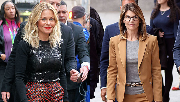Candace Cameron Bure Reacts To Troll Saying Lori Loughlin Should've Gotten More Prison Time