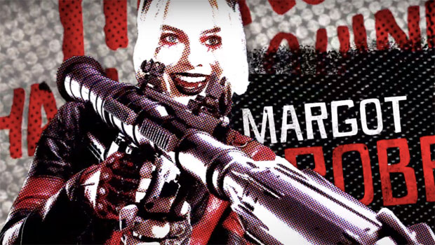 'The Suicide Squad': Margot Robbie's Harley Quinn Shows Off Her New & Super Slick Costume — Watch