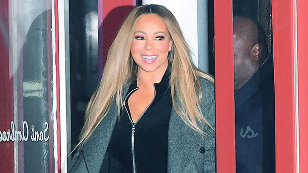 Mariah Carey Posts Selfie Of 'Throwback Curls' Hair Makeover — See Before & After Pics
