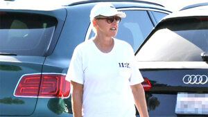 Ellen DeGeneres Steps Out For 1st Time Since Apologizing To Show Staff — See Pic