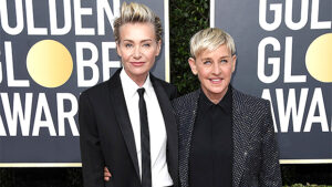 Portia De Rossi Publicly Supports Wife Ellen DeGeneres Amidst Show Investigation: 'I Stand' With her