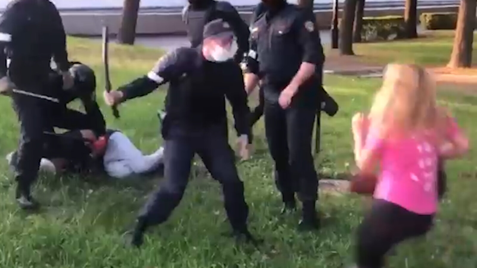 A Crackdown in Belarus Backfires. Here's What Videos Show.