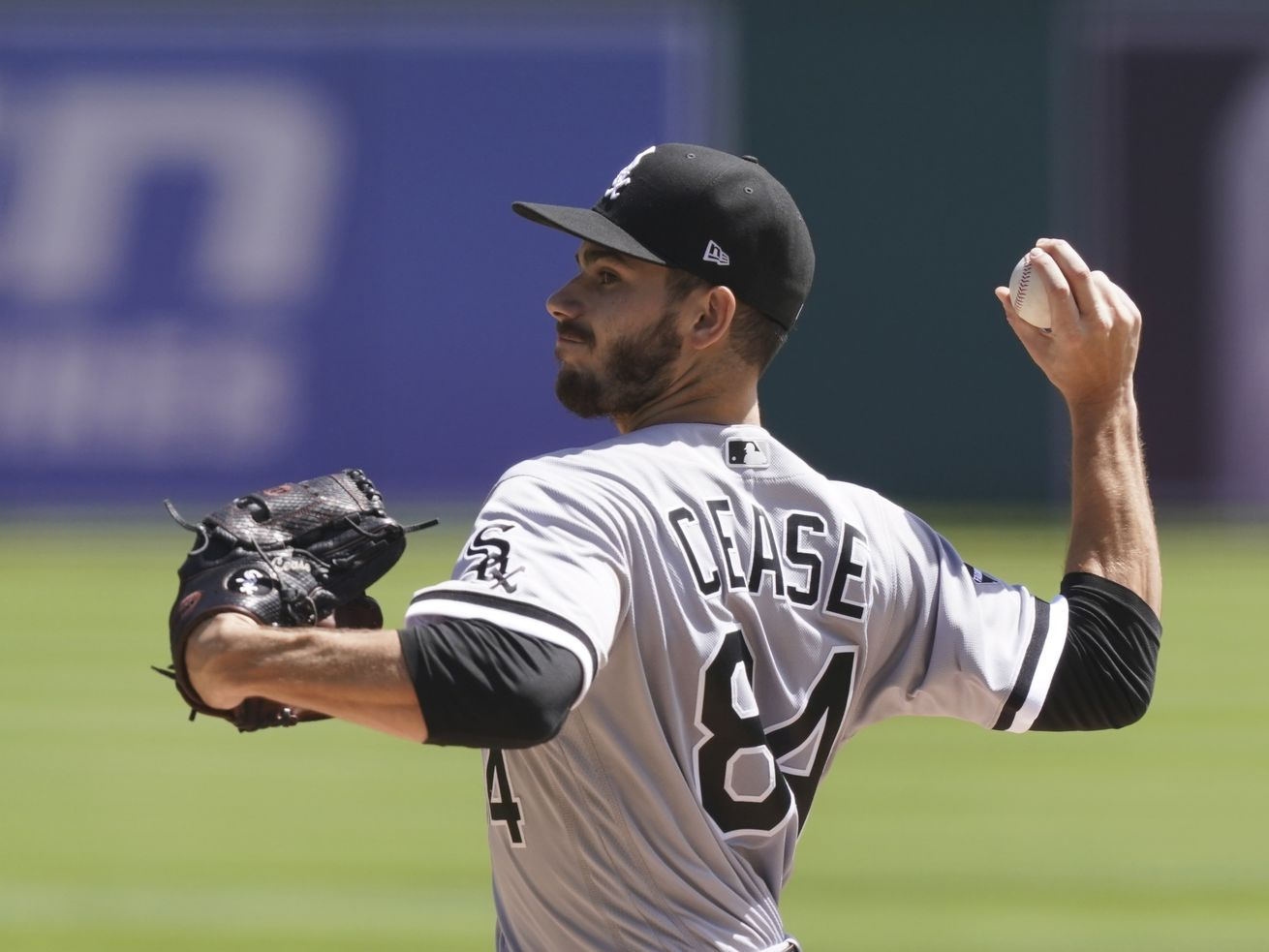 That's three good ones in a row for White Sox righty Dylan Cease