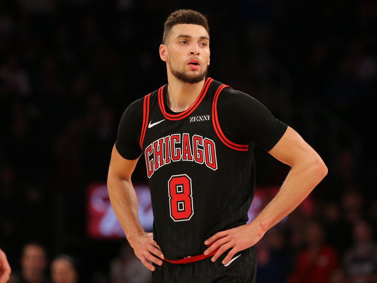 Guard Zach LaVine isn't the only Bull being looked at by other teams