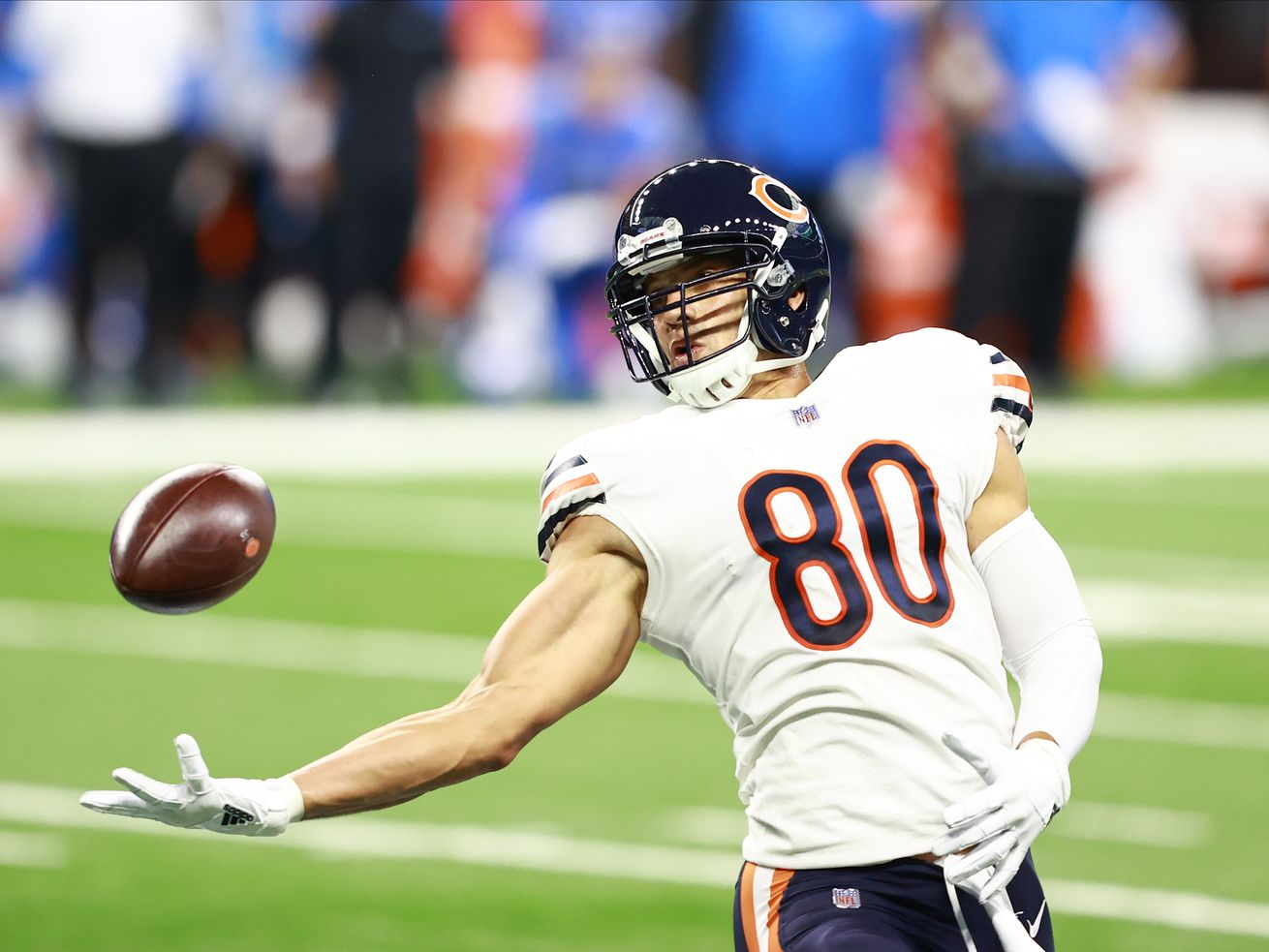 Bears TE Jimmy Graham: 'I guarantee' I'll make more plays