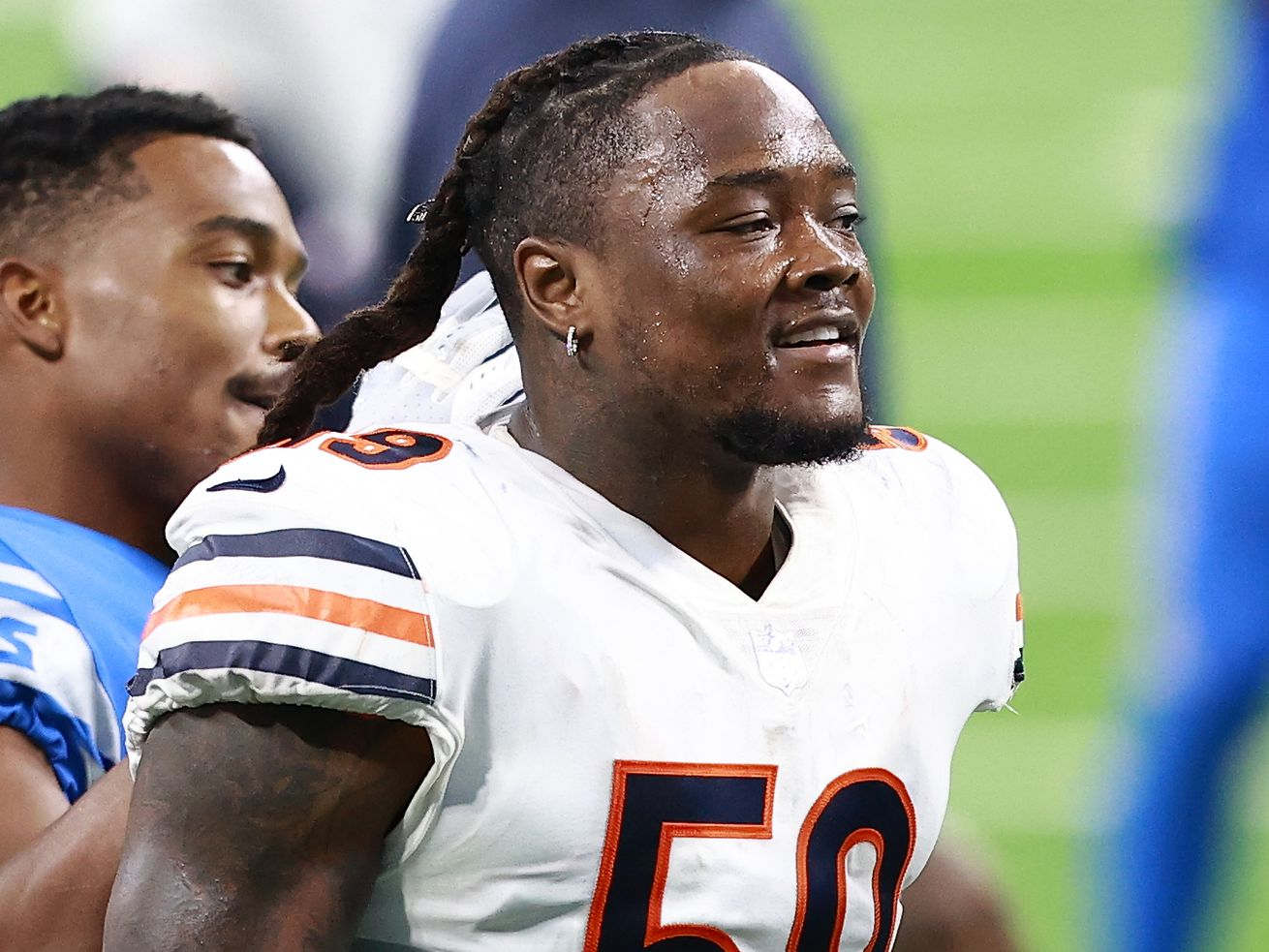 Bears' Danny Trevathan sees playing time plummet
