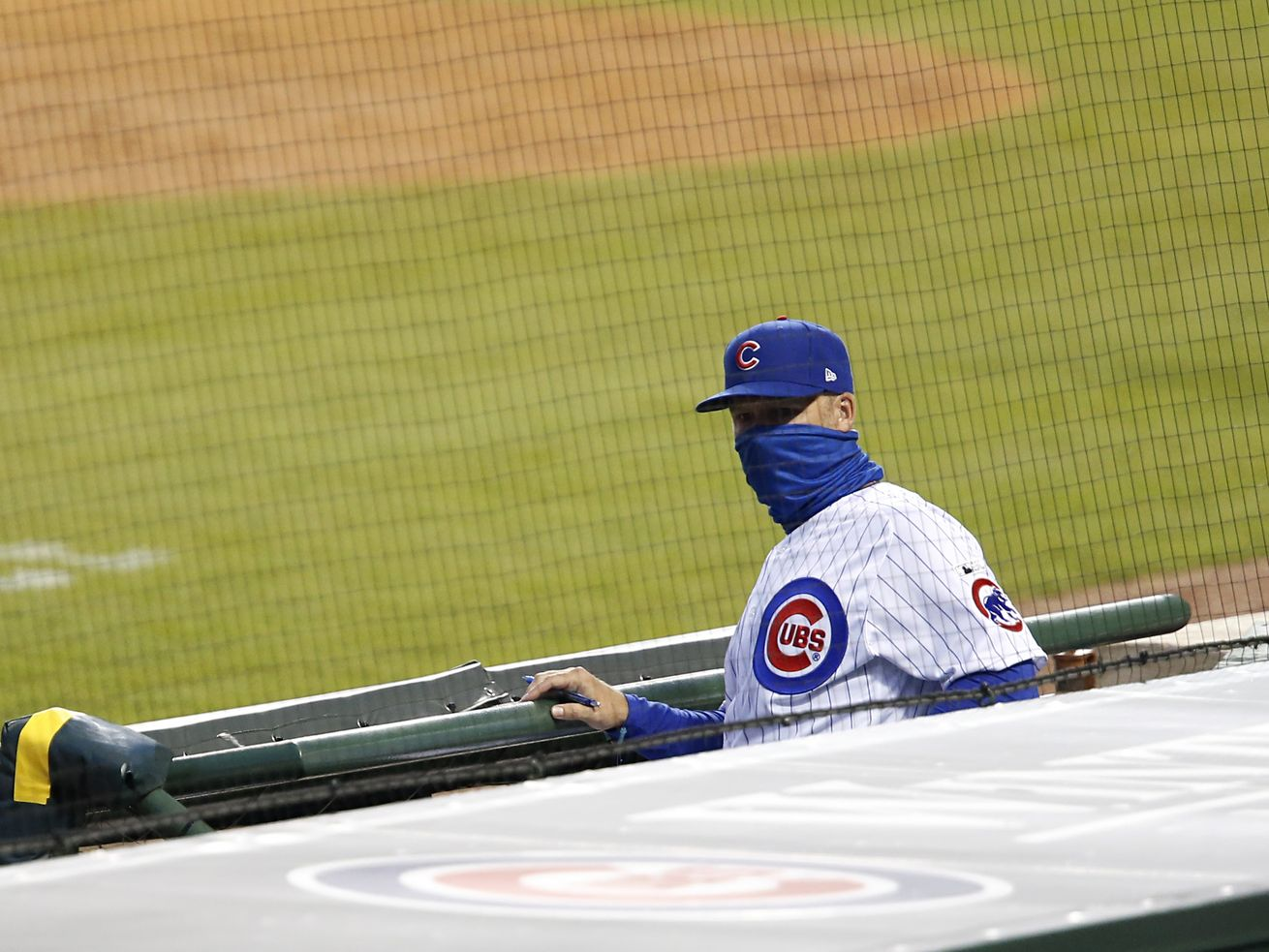 Cubs rookie manager David Ross has given the team just what it needed: himself