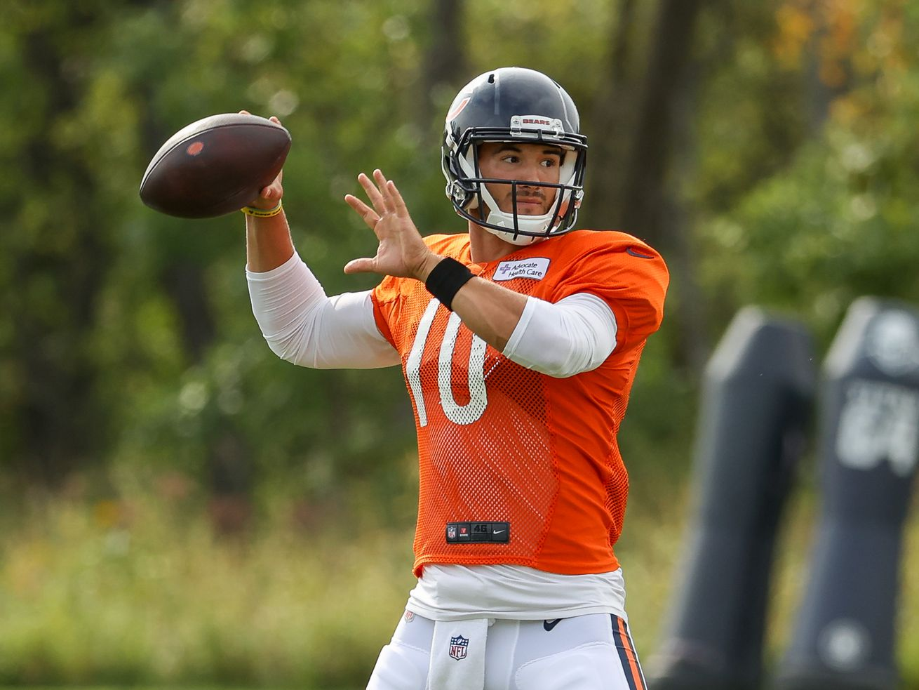Mitch Trubisky at a crossroads —just go one way or the other