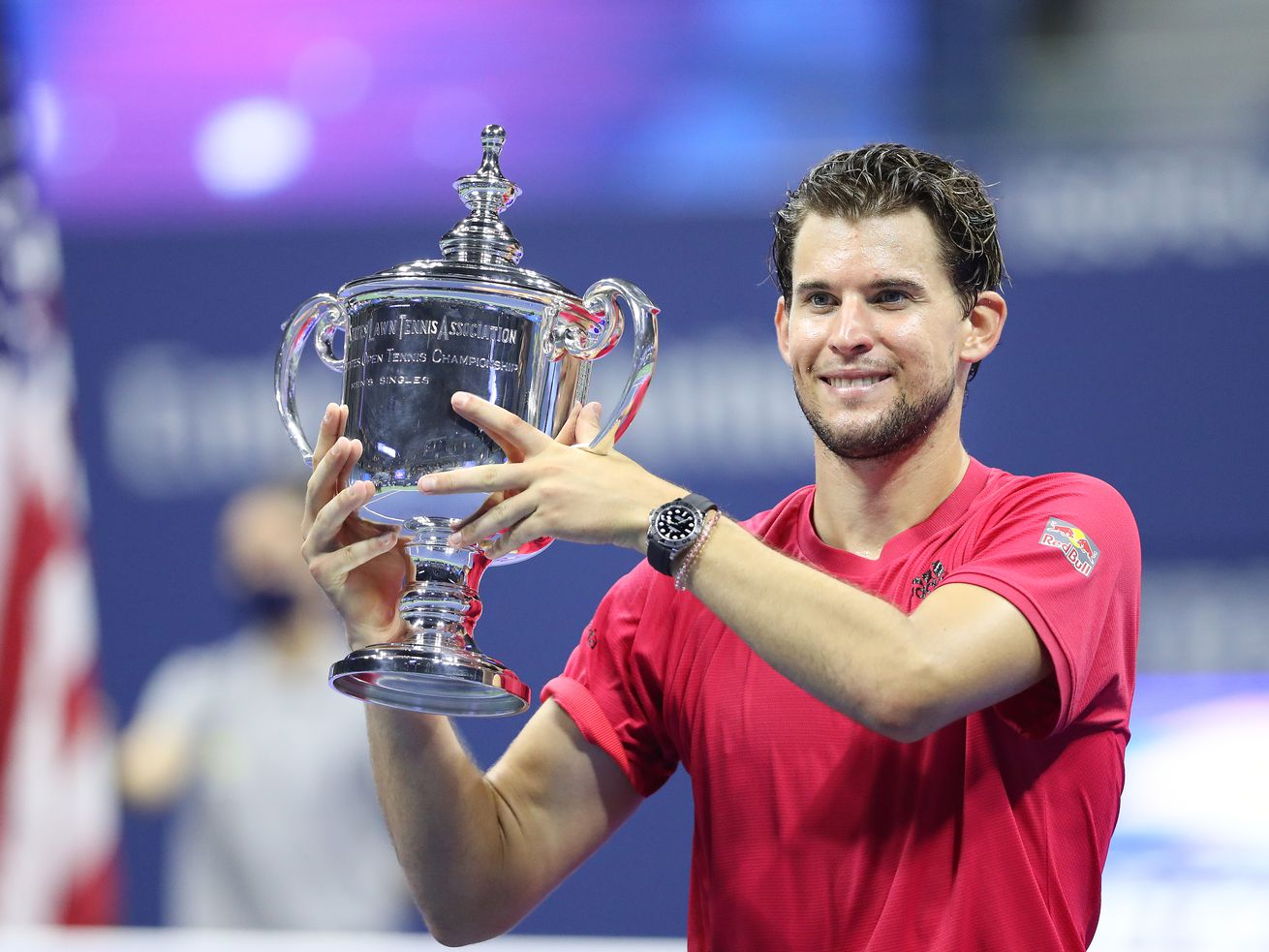 Dominic Thiem comes back from 2 sets down to win U.S. Open