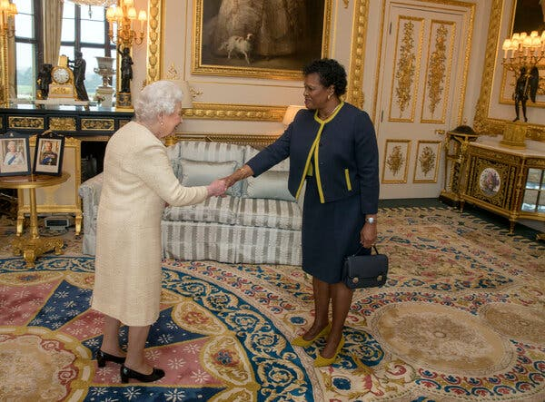 'The Time Has Come.' Barbados Casts Off the Queen as Head of State, and Others May Follow