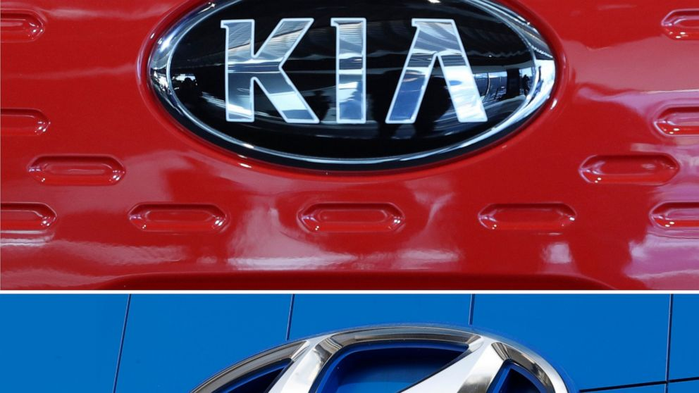 Hyundai, Kia recall vehicles for leaks that can cause fires