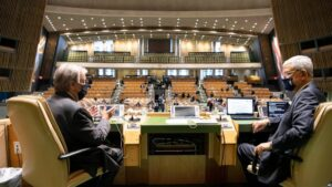 Born to prevent war, UN at 75 faces a deeply polarized world