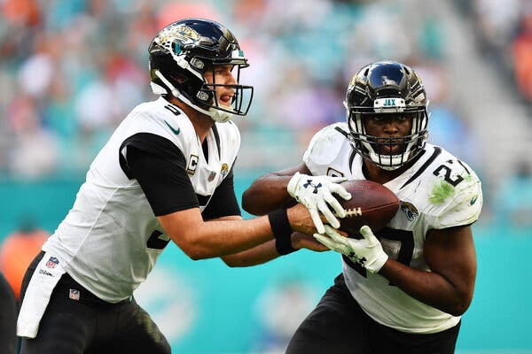 To Undo a Mess, the Jaguars Trust in the People Who Made It