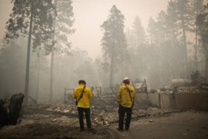 Wildfires Are Latest Risk in the Rewarding Quiet of Gold Country
