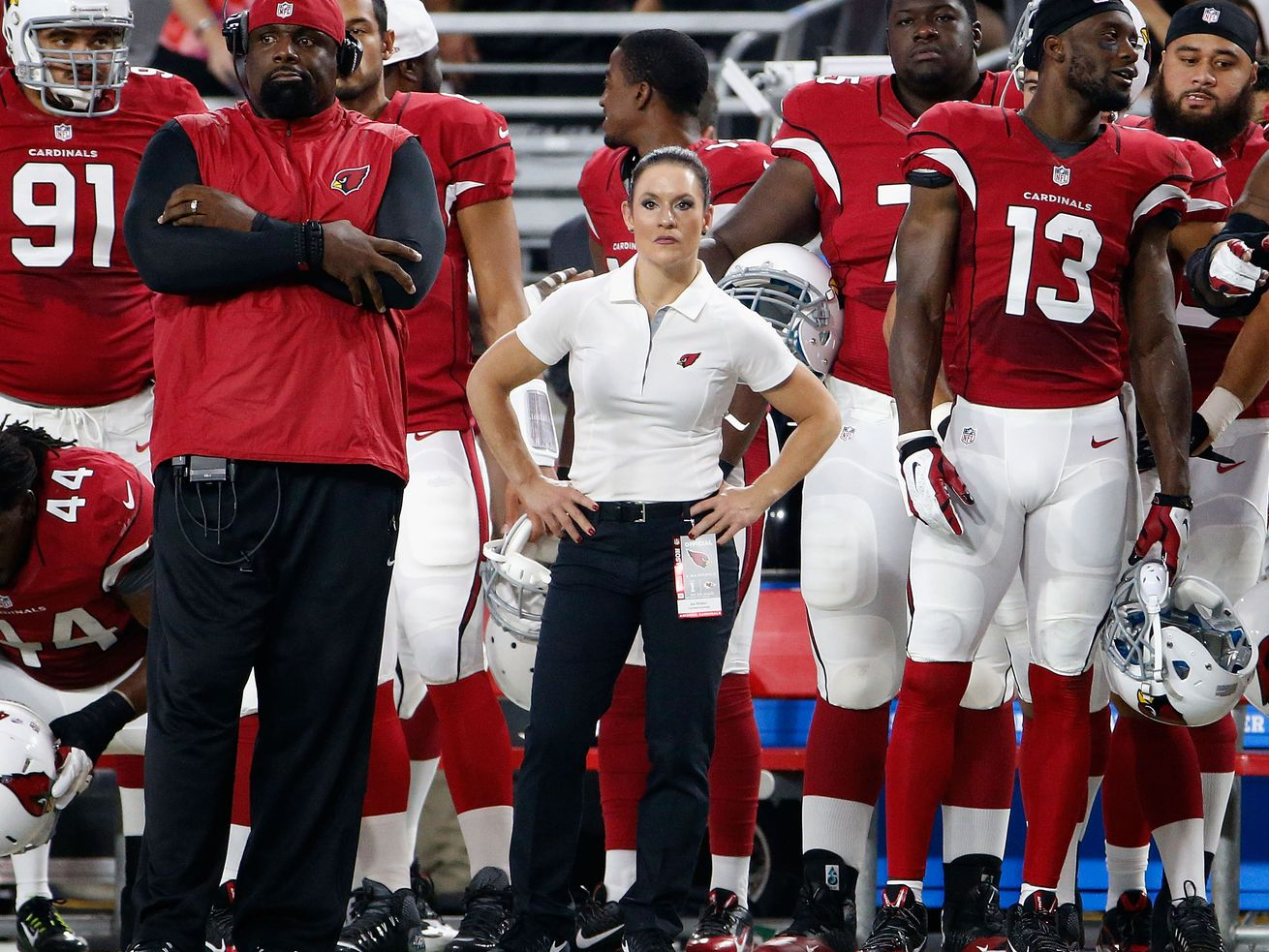 Jen and tonic: Welter was a trendsetter, but there's more to do to get more women in NFL