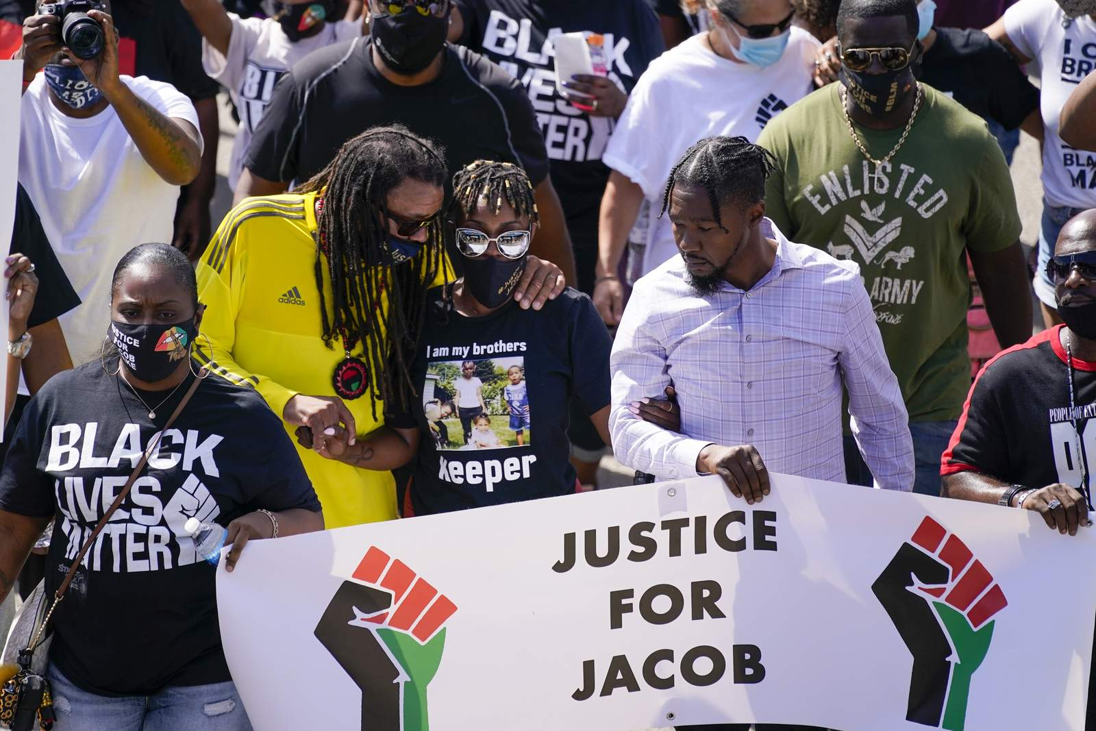 Absent details, police shooting narratives seek to distract