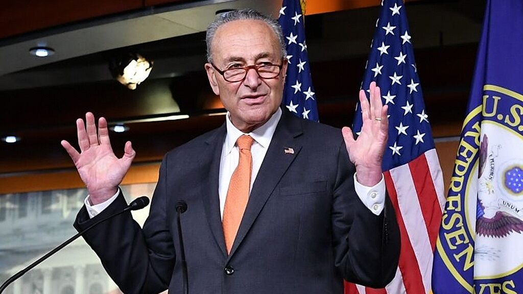 Schumer: If Republicans confirm new justice, they 'will have stolen' 2 SCOTUS seats