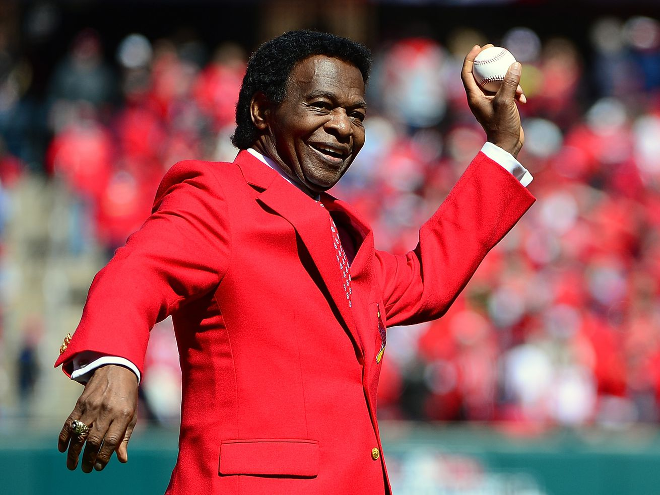 Hall of Fame outfielder Lou Brock dies at age 81