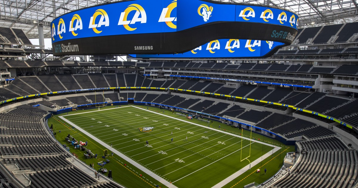 Could poor air quality threaten Rams' opener against Cowboys at SoFi Stadium?