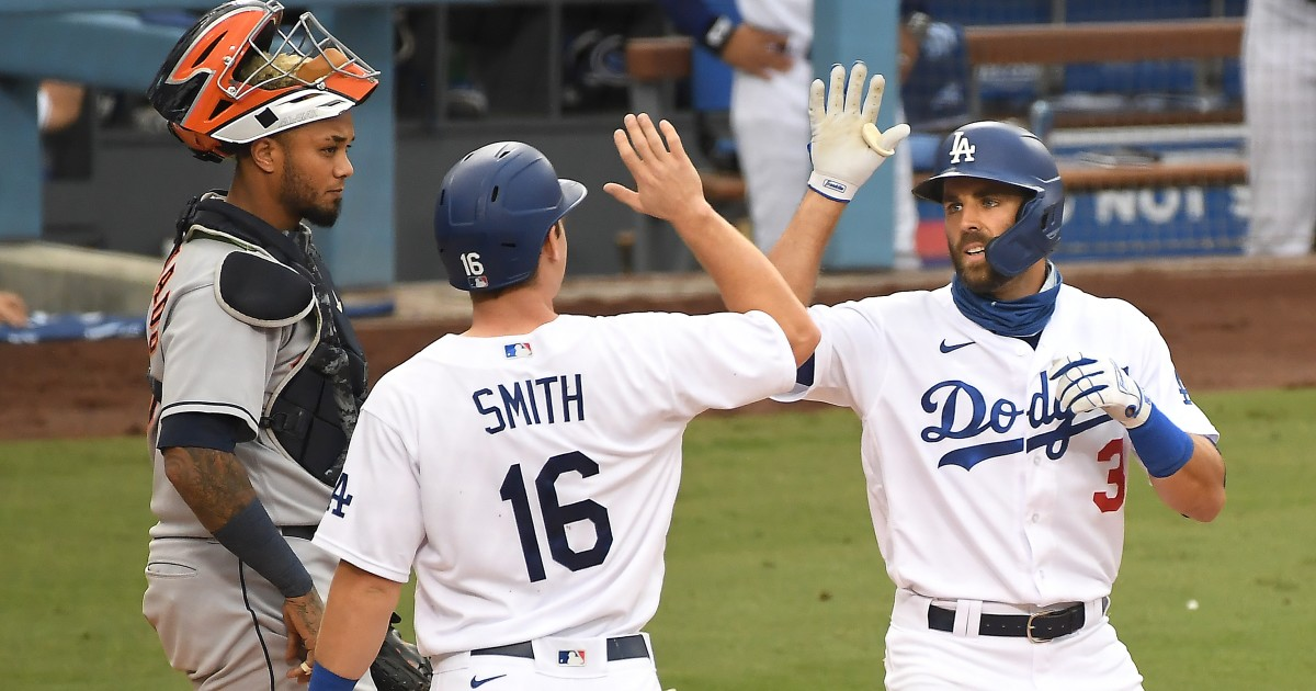 Dodgers Dugout: Taking a look at the lineup and rotation