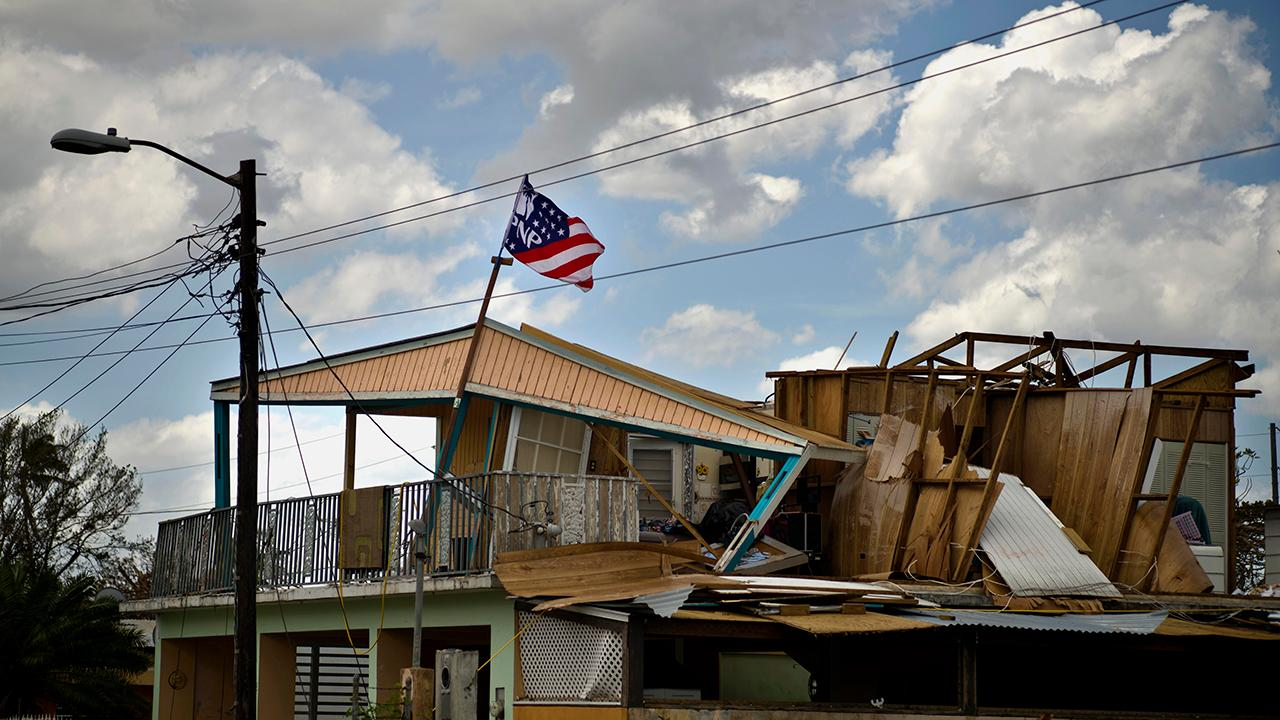 White House to announce $11.6B aid package for Puerto Rico: sources