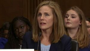 House Republicans urge Trump to nominate Amy Coney Barrett to Supreme Court