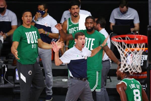 The Celtics Got Angry After Game 2. It Worked, to the Heat's Dismay.