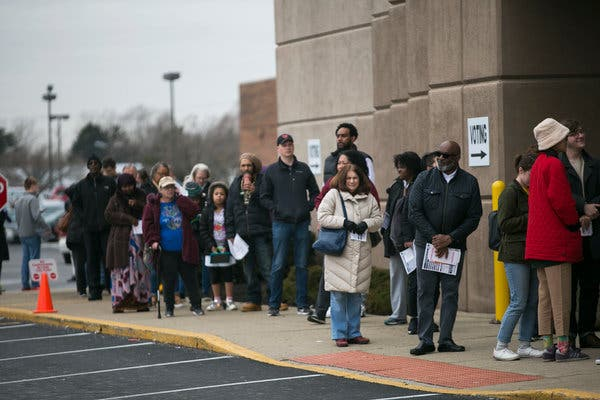 In Year of Voting by Mail, a Scramble to Beef Up In-Person Voting, Too