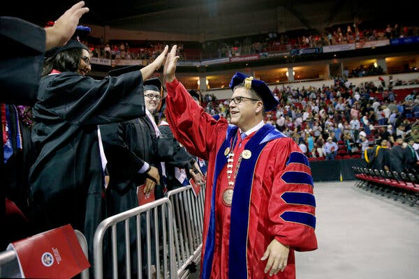 Meet the New Chancellor of the Cal State System