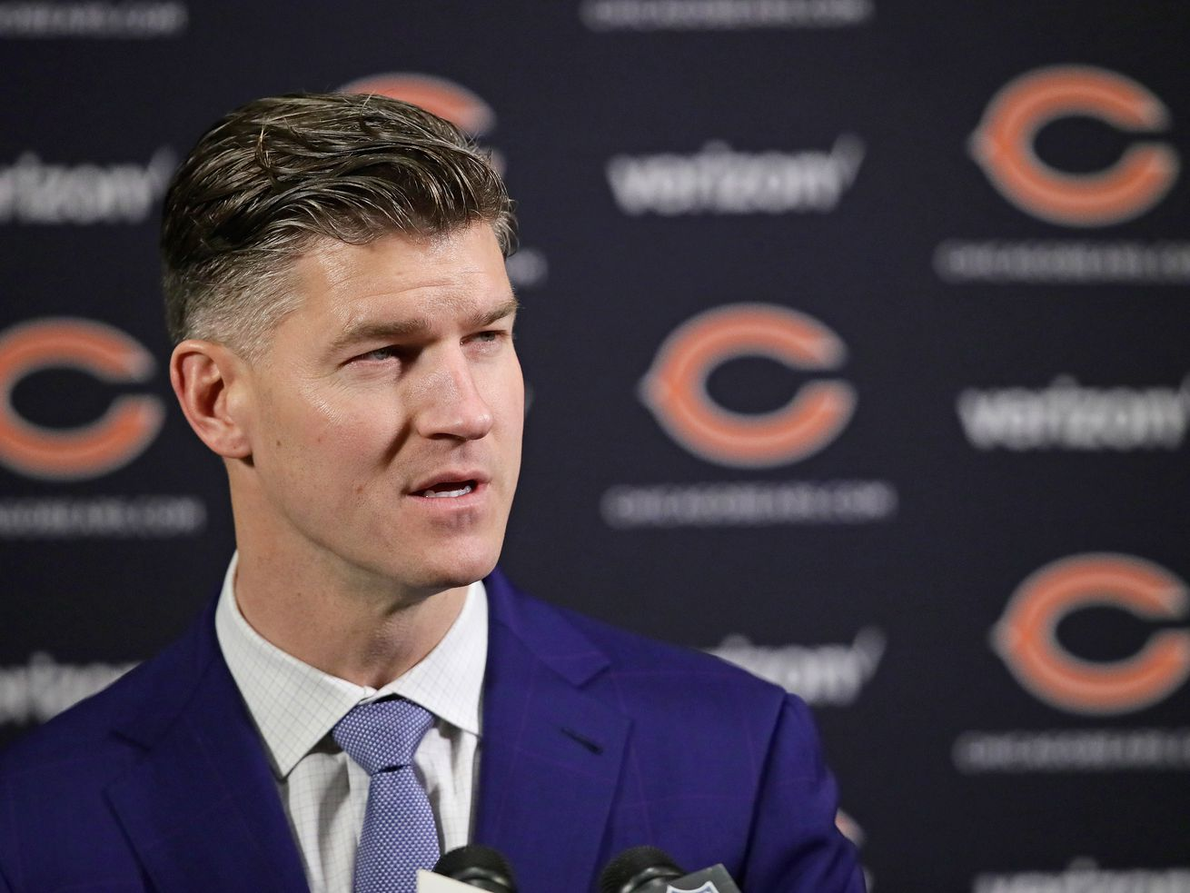Four things we heard from Bears GM Ryan Pace
